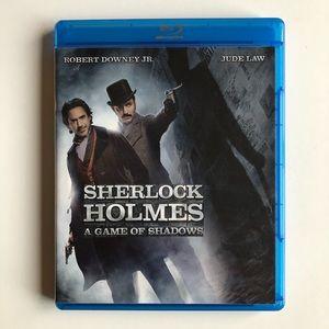 Sherlock Holmes. A game of shadows